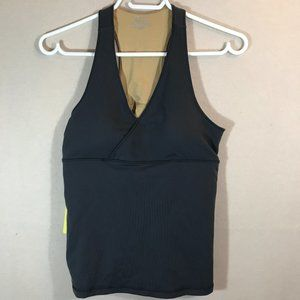 One Tooth Yoga Athletic Tank Top NWT Large